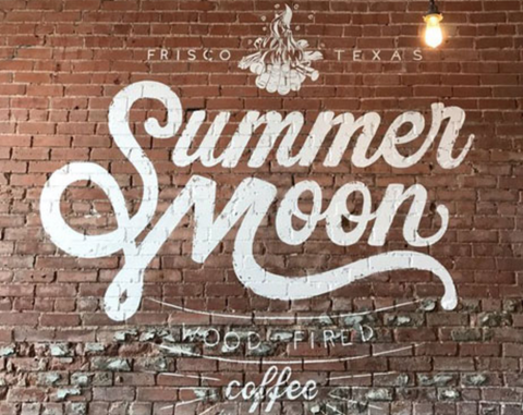 Summer Moon Coffee Frisco