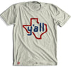 Y'all Texas T-Shirt - Tumbleweed TexStyles