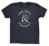 Frisco Rail District Logo T-Shirt (Navy)