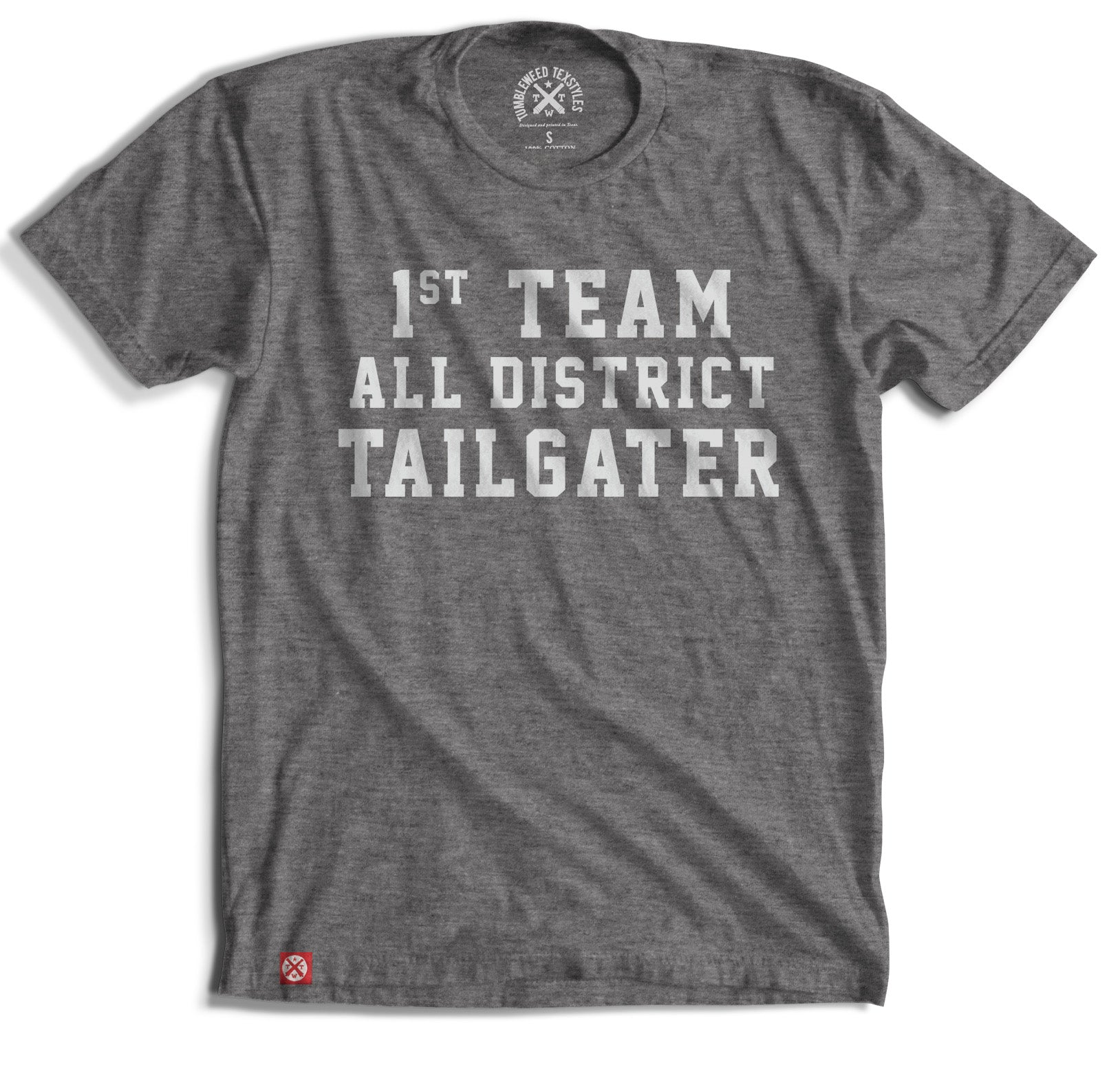 1st Team All District Tailgater T-shirt