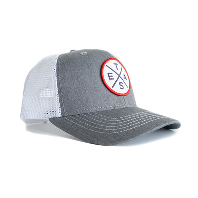 Big X Patch Trucker Hat