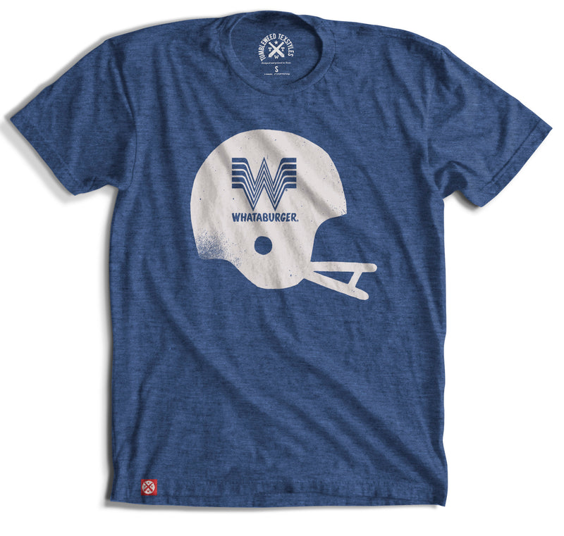 Football Helmet Whataburger T-Shirt