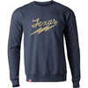 Texas Lightning Sweatshirt - Denim
