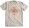 Native TX Diamond T-Shirt - Cement