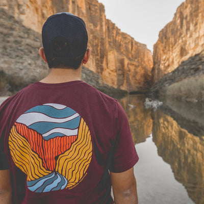 Santa Elena Canyon T-Shirt
