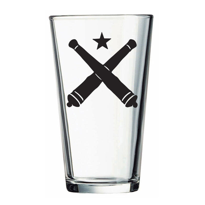 Cannons - Pint Glass