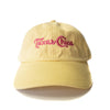 Texas Chica Hat (Yellow) - Tumbleweed TexStyles