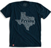 Frisco Education Foundation Texas T-Shirt (5 Color Options) - Tumbleweed TexStyles