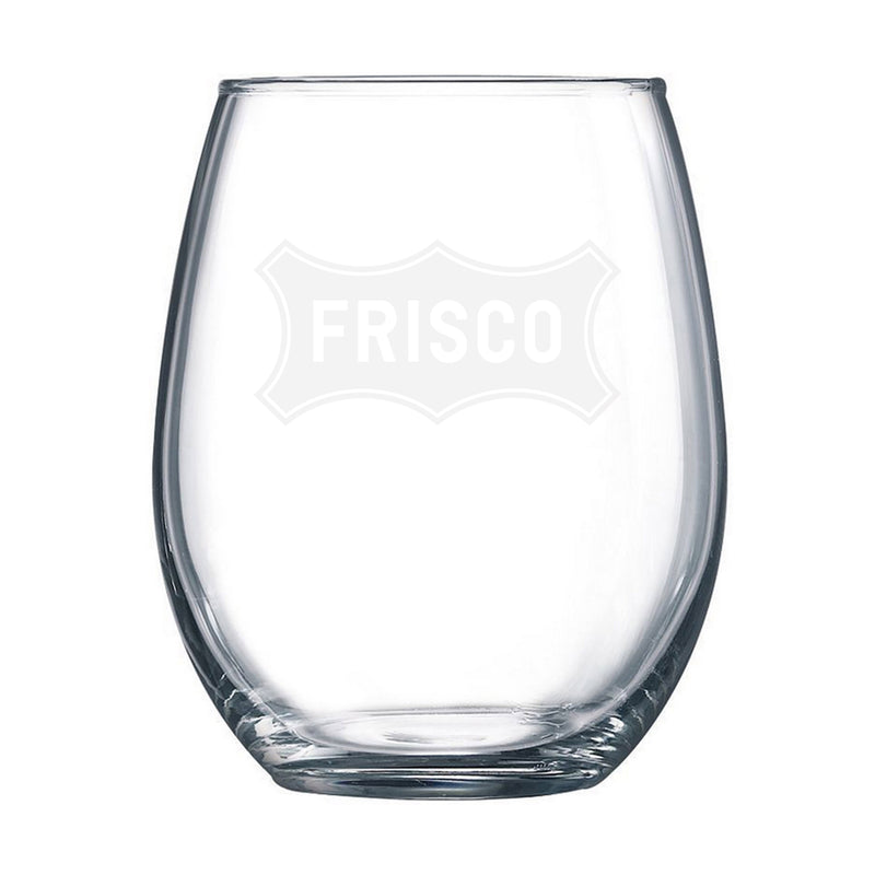 Frisco - Stemless Wine Glass