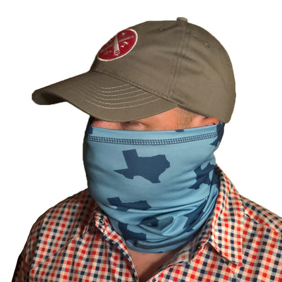 Texas Pattern Gaiter