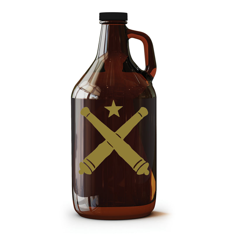 Cannons - 64 oz Growler