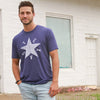 DeZavala Star Flag T-shirt