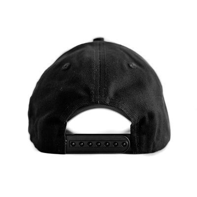 Big X Contrast Panel Hat