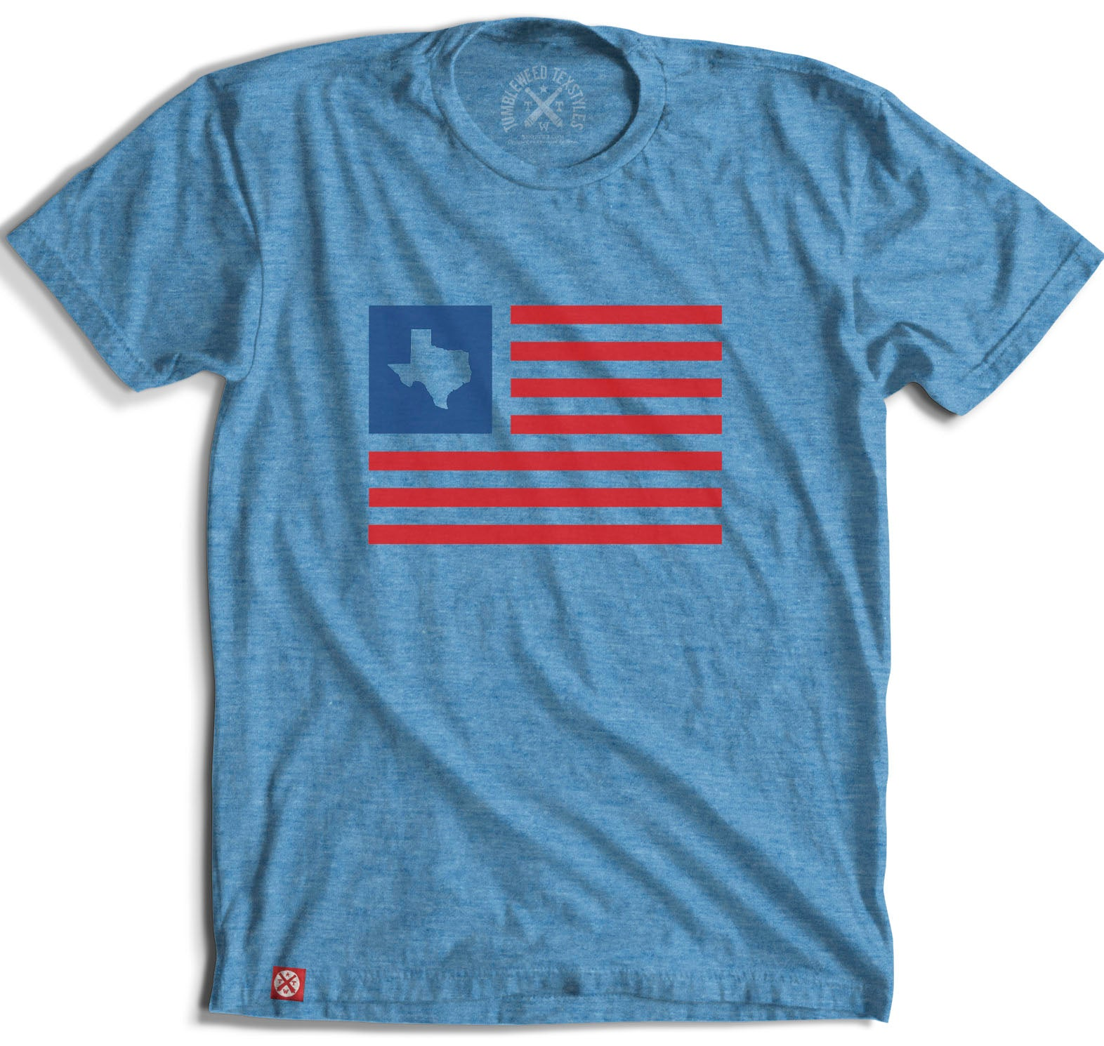 Patriotic Texas T-Shirt