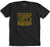 TUPPS Logo Tee Charcoal/Gold