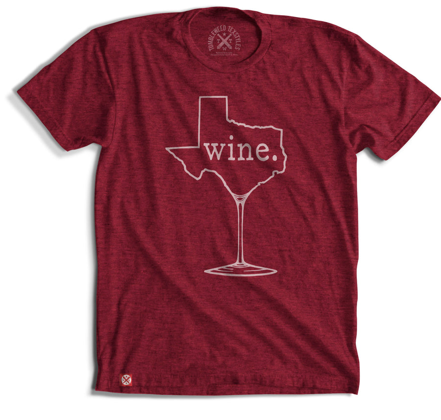 Wine Texas T-Shirt