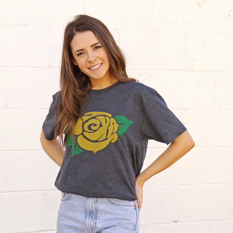 Yellow Rose of Texas T-Shirt - Tumbleweed TexStyles