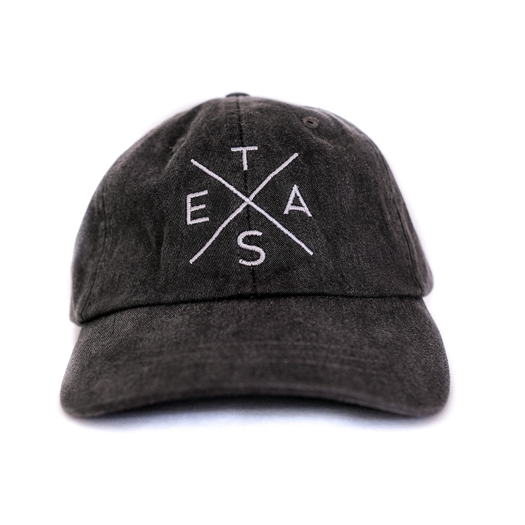 Big X Texas - Washed Cotton Twill Hat (3 Color Options) - Tumbleweed TexStyles