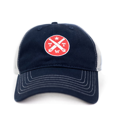Cannons Logo Trucker Hat - Tumbleweed TexStyles