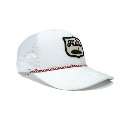 Frisco Golf Patch Rope Trucker