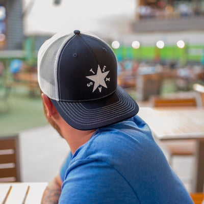 DeZavala Star Trucker Hat