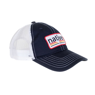Native Texan Trucker Hat - Tumbleweed TexStyles