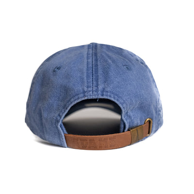 Big X Texas - Washed Cotton Twill Hat (Royal)