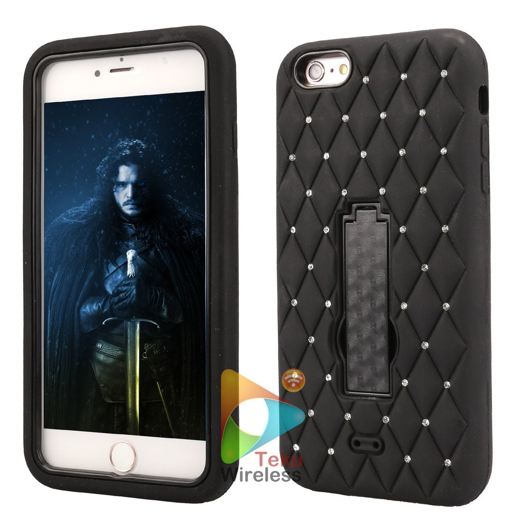 Apple iPhone 6 + Plus Cover Skin Stand