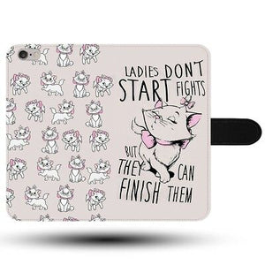 Aristocats Marie Quote Disney Nice custodia