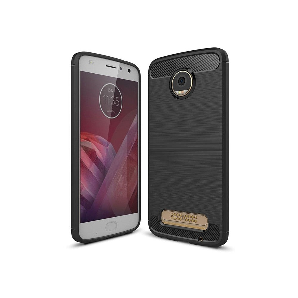 BoxAccessori - Custodia Per Motorola Moto Z2 Play (5.5') In Gel