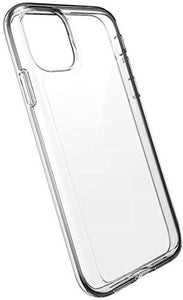 Buy online Silicone Cover iPhone 11 Pro Transparent