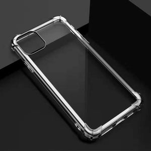 Buy online Silicone Cover iPhone 7/8 Plus Transparent/Silver
