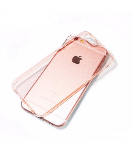 COVER CUSTODIA PER IPHONE 6 e 6S TRASPARENTE SOTTILE REMAX RM-1651