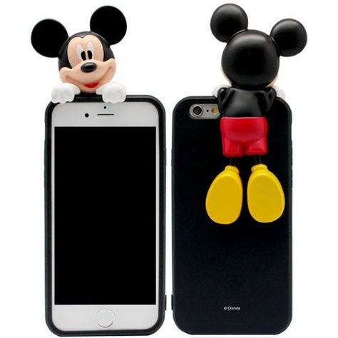 custodiaMickey and Minnie Mouse Disney