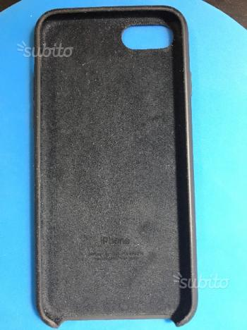 Cover / Custodia ORIGINALE iPhone 7 APPLE NERA - likesx.com