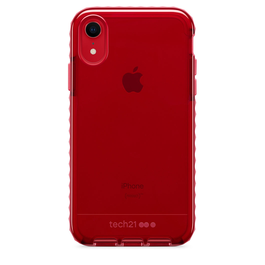 Custodia Evo Rox di Tech21 per iPhone XR - Rosso - Apple (IT)