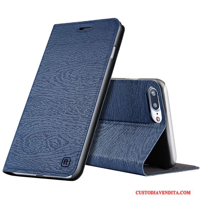 Custodia Iphone 8 Plus Pelle Anti-caduta Tendenza Cover Iphone 8