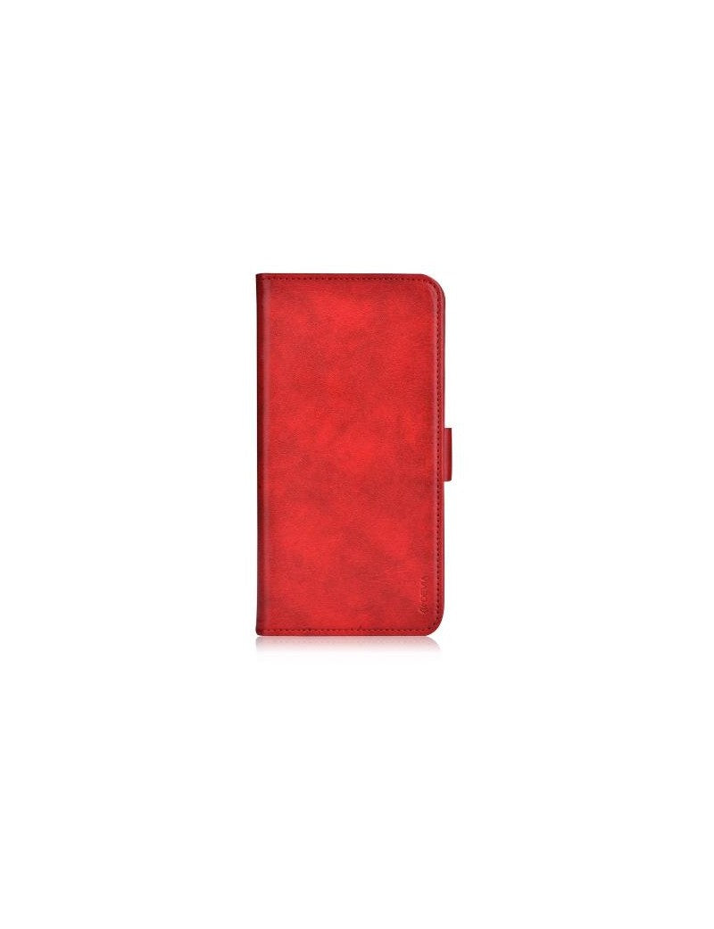 Custodia Libro Portadoc in Pelle per iPhone 6/6S PLUS Rossa - cifnet