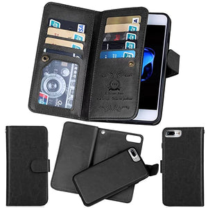 Custodia a libro Book wallet per iPhone 8 Plus / 7 Plus - SBS - cifnet