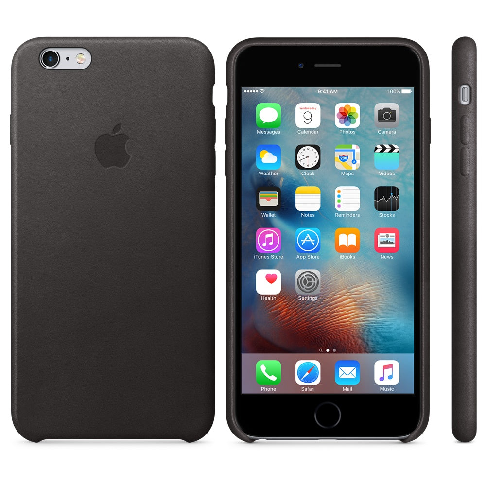 Iphone 6 plus leather custodia the best