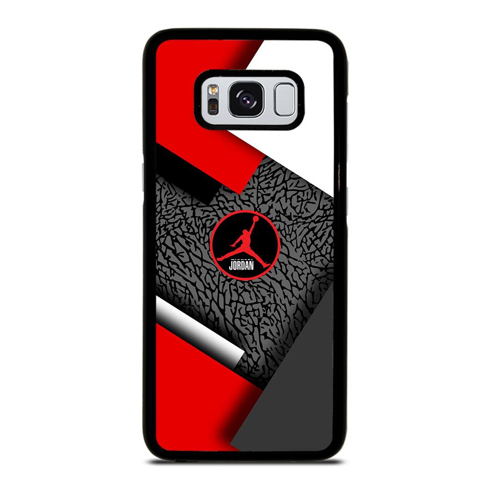 coque custodia cover fundas hoesjes j3 J5 J6 s20 s10 s9 s8 s7 s6 s5 plus edge D28943 JORDAN JUST DO IT Samsung Galaxy S8 Case
