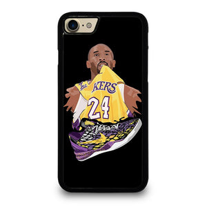 coque custodia cover fundas iphone 11 pro max 5 6 7 8 plus x xs xr se2020 C23350 KOBE BRYANT 4 iPhone 7 / 8 Case