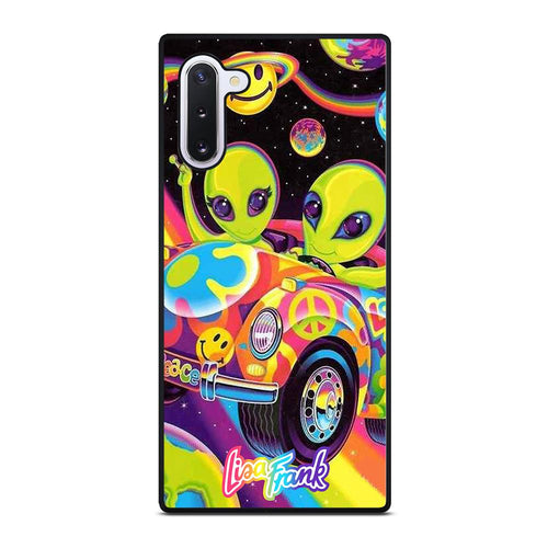 coque custodia cover fundas hoesjes j3 J5 J6 s20 s10 s9 s8 s7 s6 s5 plus edge D32204 LISA FRANK ASTROBLAST Samsung Galaxy Note 10 Case