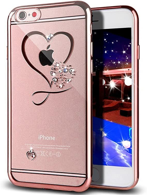 Love Heart For IPhone 6 6S Plus custodia