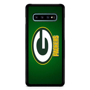 Green Bay Packers W4895 Casing custodia cover Samsung Galaxy S10  Premium