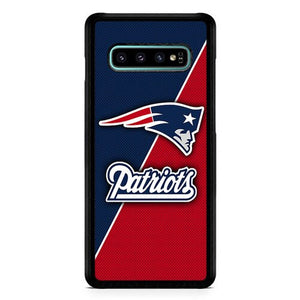 New England Patriots W5228 Casing custodia cover Samsung Galaxy S10  Premium