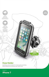 SUPPORTO CUSTODIA IPHONE 7 PER MOTO E BICI CELLULAR LINE