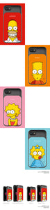 Simpson Chill iPhone 7 Back Cover - Flat 35% Off On iPhone 7