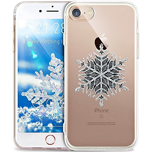Surakey Compatibile con iPhone 6 iPhone 6S Cover Silicone Morbido