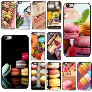 Sweet MACAROON Dessert IPhone custodias